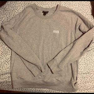 EUC**Patagonia Organic Cotton Logo Sweatshirt